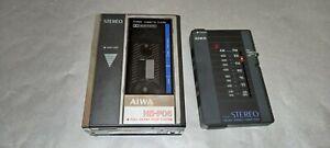 AIWA Walkman HS-P06 stereo cassette player (1984)