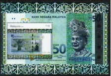 MS Malaysian Currency  18.1.2010 mint
