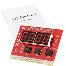 100% Brand New PC 4-digit Code Mainboard Motherboard Diagnostic Analyzer Card