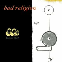 Bad Religion - Process of Belief - Bad Religion CD HQVG The Fast Free Shipping
