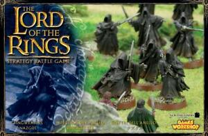 Nazgul Resin The Hobbit Lord of the Rings Games Workshop