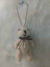AUTH SHYARURU PALETTE JAPAN TEDDY BEAR KEY HOLDER # 5