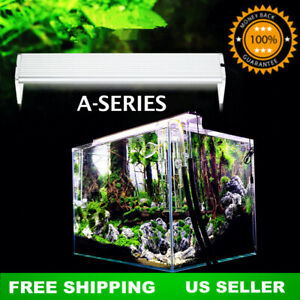 "Chihiros A series Aquarium Plant Grow 12"" to 24"" Fish Tank LED Light Bulbs US"