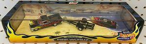 Hot Wheels 1:64 Collectibles 1959 Chevy El Camino Trailer and Boat Set #24057