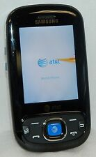 Samsung Strive BLACK SGH-A687 Mobile Cell Phone AT&T Wireless bluetooth camera C