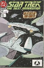"STAR TREK by DC Comic ☆ The Next Generation TNG ☆ ""An Attack On Two Fronts"" #40"