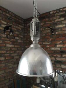 LOFT Lampe ZumTob BIG Alt Gastro Industrie Industrielampe Beleuchtung loftlampe