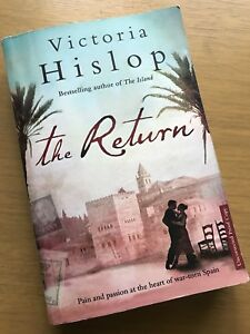 The Return by Victoria Hislop (Large Paperback, 2008) Author of The Island