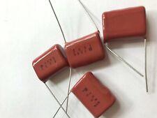 Film capacitor made by Panasonic ECQ-E1106KF 10uf 100v 4pcs £5.25 Z3240