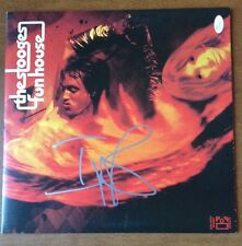 Entertainment Memorabilia Iggy Pop Signed Autographed Record Cover Jsa Coa Music Latest Collection Of American Caesar