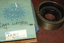 Martin 6-3V-690-Sk 6 Groove Pulley Sheave, Sk Bushed, New in Box