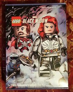 LEGO 77905, Marvel, Black Widow Taskmaster's Ambush, NEW In Hand Exclusive 2020!