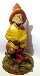ELMO Firefighter gnome by Tom Clark  #78 1987 Cairn Studio.