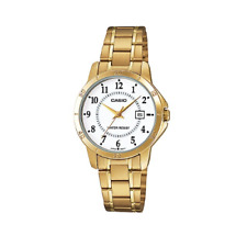 Casio LTP-V004G-7BUDF Stainless Steel Watch for Women