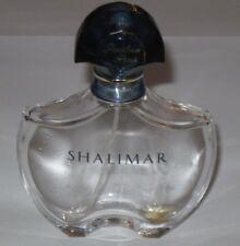 Vintage Guerlain Shalimar EDT Perfume Spray Bottle - 50 ML 1.70 OZ - Open/Empty