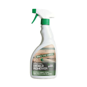 Eco Mould Remover 500ml Spray Bathroom Tile Cleaner Bleach Free BB1
