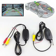2.4G Wireless Receiver + Transmitter for Car Rear View Back Up Side Front Camera