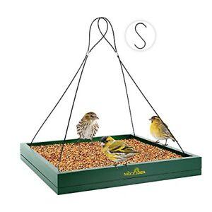 Bird Feeder Hanging Tray Seed Tray Wooden Platform Hummingbird Feeder Hanging T