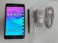 Samsung Galaxy Note Edge SM-N915FY 32GB Ohne Simlock Smartphone - Schwarz