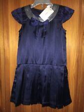 Girls Junior J Jasper Conran Dress 2-3 Years Party Navy Dress New Tags Sailor