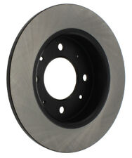 Disc Brake Rotor-High Performance Slotted Centric fits 04-07 Kia Spectra