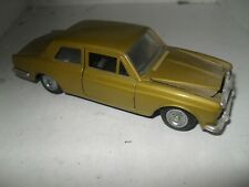 MEBETOYS A-25 ROLLS ROYCE SILVER SHADOW EXCELLENT VN MINT UNBOXED CONDITION