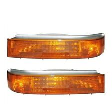 TIFFIN ALLEGRO BUS 2001 2002 2003 PAIR TURN SIGNAL LIGHTS LAMPS RV MOTORHOME