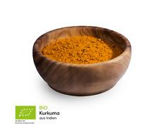 Urjuwel Bio Kurkuma - Pulver - 1kg - Spitzenqualität aus Indien - Gewürz
