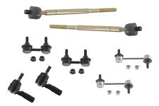 Suspension Kit Sway Bar Links Tie Rod Ends Front Inner Outer For Corolla RAV4