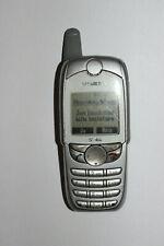 Siemens SL45 - Silber Handy als Ersatzteilspender