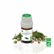 Huile Essentielle BIO Cyprès de Provence 5ml. ABLabel, Ecocert Bio 100 % Pure.