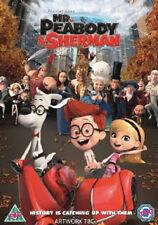 MR PEABODY AND SHERMAN - DVD - REGION 2 UK
