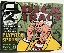 Complete Dick Tracy Chester Gould Volume 19: 1959-61 1st Printing 2015 Hardcover