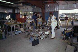 John Gunn #39 Lola T332 - 1975 F5000 Watkins Glen - Vintage Race Negative