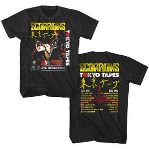 Scorpions /'Scorpion Logo/' T-Shirt NEW /& OFFICIAL!