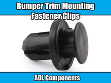 50x BUMPER TRIM CLIP PLASTIC RIVET BONNET FOR SUBARU IMPREZA LEGACY FORESTER