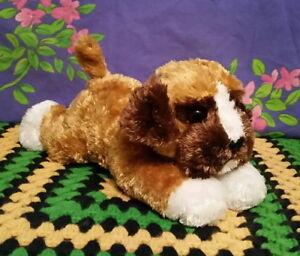 ** Laying plush 30cm BOXER puppy ** by Aurora
