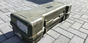 British Army Military Surplus Rare Mortar Case 51mm Hard Case SAS UKSF