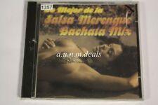 Lo Mejor De La Salsa Merengue Bachata Mix - 1998 - Music CD