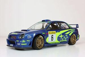 Tamiya 24240 1/24 Scale Model Rally Car Kit Subaru Impreza WRC 2001 GD R.Burns