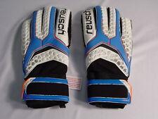 Reusch Soccer Goalie Gloves Pulse R2 OrthoTec Finger Stays 3670700S SZ10 SAMPLES