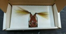 Vintage Fishing Buck Tail Frog Lure - New in Box - FREE SHIPPING