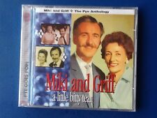 MIKI and GRIFF           PYE    ANTHOLOGY.             TWO DISCS.