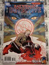 Detective Comics (1937) DC - #856, Batwoman/Kate Kane, Rucka/Williams III, VF