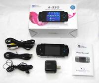 Dingoo A330 Portable Retro Game Handheld Emulator Sega Nintendo Gameboy CAPCOM