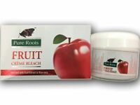 Pure Roots Herbal Fruit Creme Bleach Enriched With Fruit Extract & Aloevera