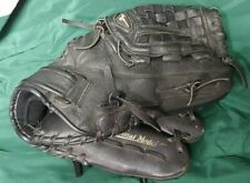 "Mizuno Professional Model MMX123P 12"" Ball Park Leather Baseball Glove, RHT"