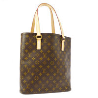 LOUIS VUITTON VAVIN GM SHOULDER TOTE BAG MONOGRAM CANVAS M51170 O02419d