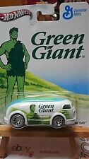 Hot Wheels Pop Culture General Mill Green Giant Haulin' Gas (N4)
