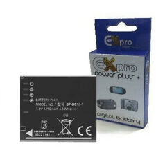 Ex-Pro Digital Camera Battery BP-DC10 BPDC10 18719 for Leica D-LUX 5 D-LUX 6